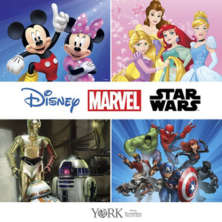 Disney Marvel 3